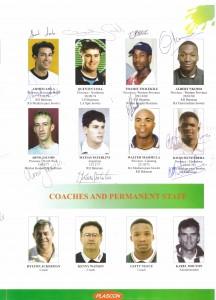 Cricket Academy 1999