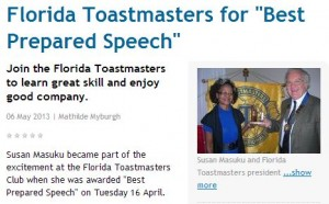 Susan for--Best-Prepared-Speech